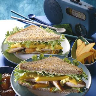 Indisches Sandwich