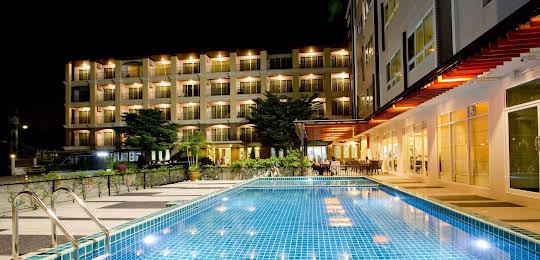 Sinsuvarn Airport Suite Hotel