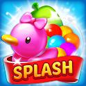 Water Splash - Cool Match 3 icon