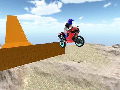 Moto Bike Jumping Games 2018 - náhled