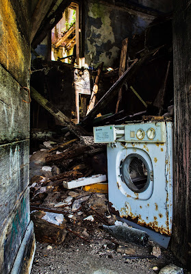 La lavatrice di Moreno re