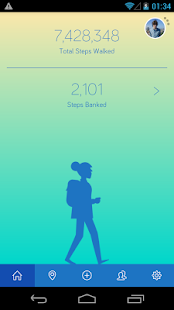 World Walking screenshot