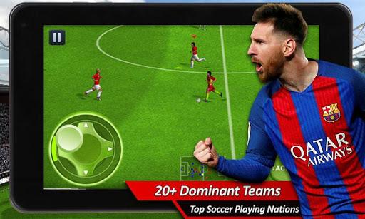Play Football 2018 Game (real football) screenshot 13