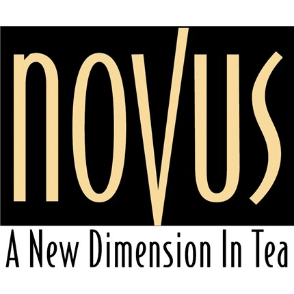Logo for Novus Earl Grey Tea