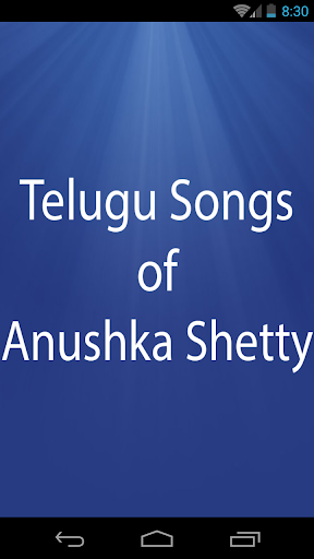 Telugu Songs of Anushka Shetty