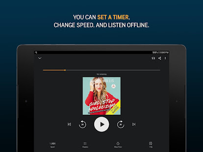 App Audiobooks from Audible APK for Windows Phone