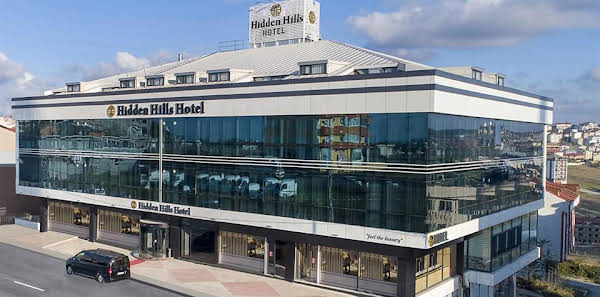 Hidden Hills İstanbul Airport Hotel