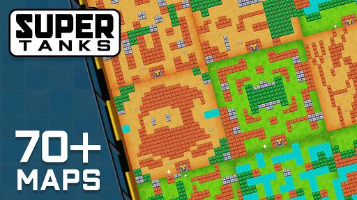 Super Tank Stars - Arcade Battle City Shooter ss2