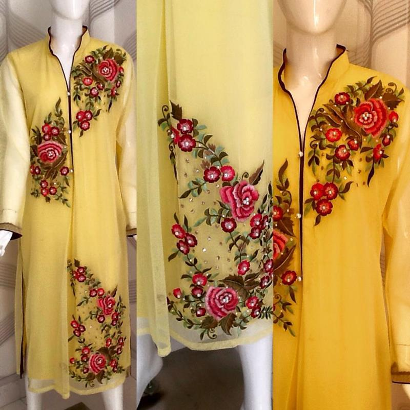 Embroidery Dress Designs 2017 - Android Apps On Google Play