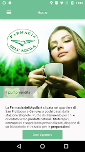 Farmacia dell'Aquila- screenshot thumbnail