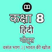 8th Class hindi book solution
