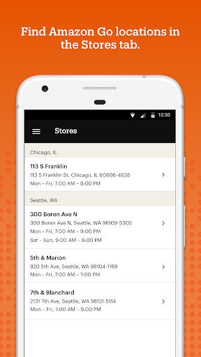 Amazon Go for Android apk 4