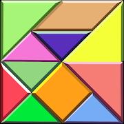 Tangram Puzzle Square