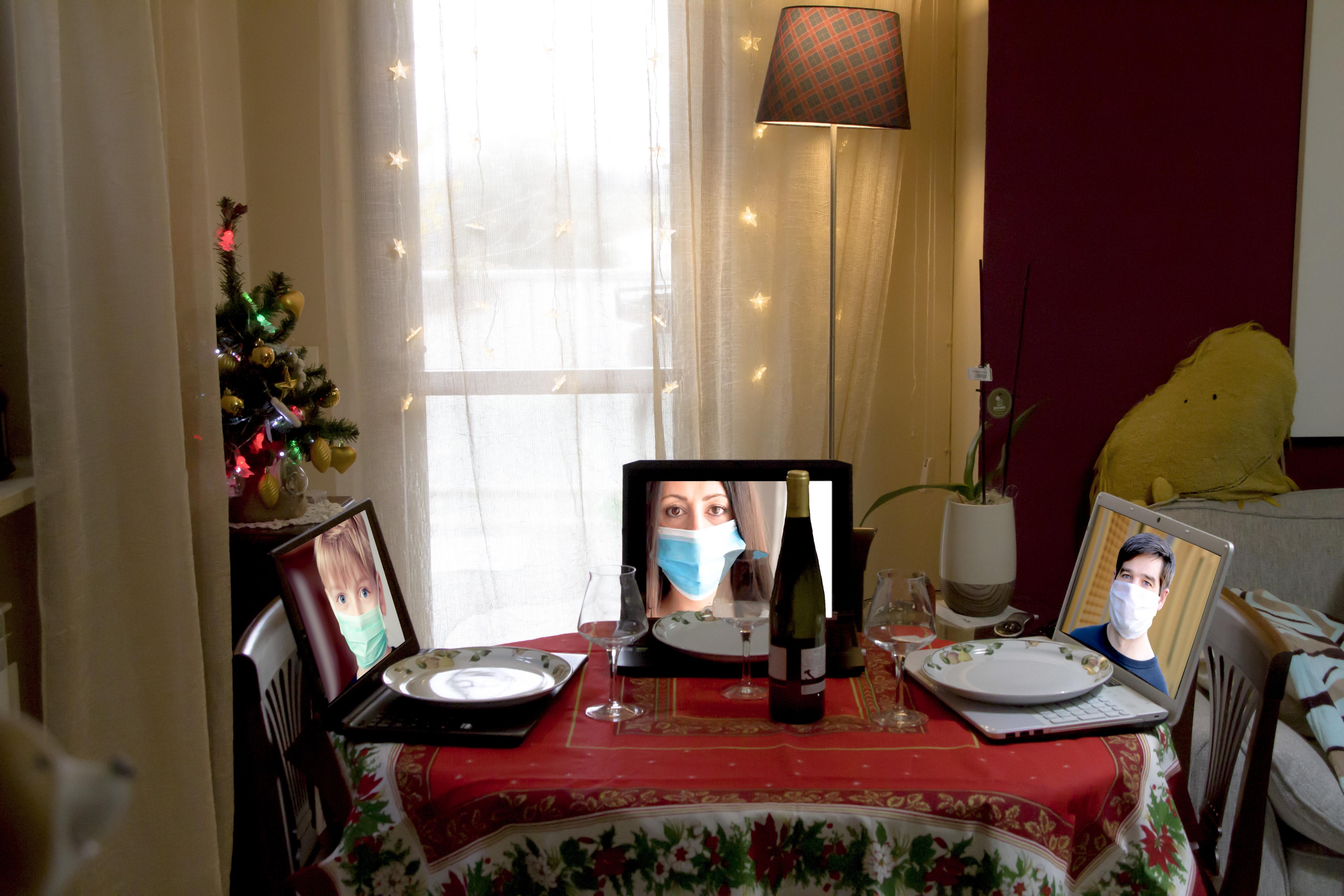 il pranzo di Natale 2020 di Erre-Gi