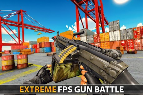 Police Counter Terrorist Shooting – FPS Strike War Mod Apk Download For Android 1