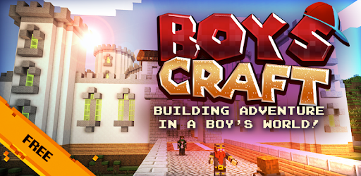 Boys Craft - Creative Game for PC