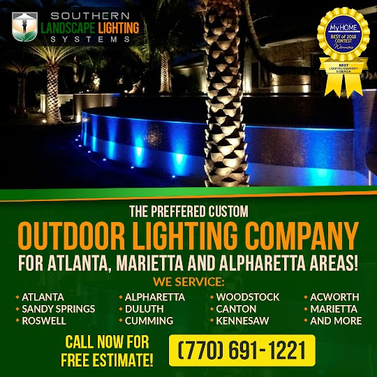 landscape lighting alpharetta