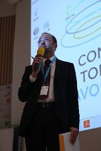 """Photo: Rui Martins - final panel discussion - """"Comms Associations' Mission Today""""- 2012"""