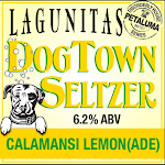 Lagunitas Dogtown Seltzer Calamansi Lemonade
