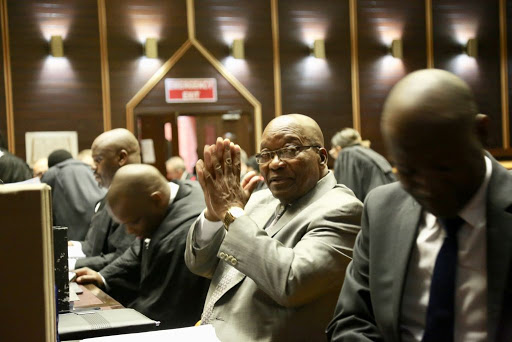 Zuma makes sudden U-turn on claims that prosecutor 'hated' him