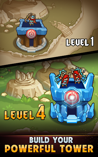 Kingdom Defense: Hero Legend TD (Tower Defense) 1.1.0 screenshots 12