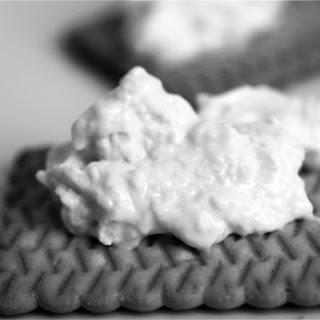 Lebanese cream (Ashta)