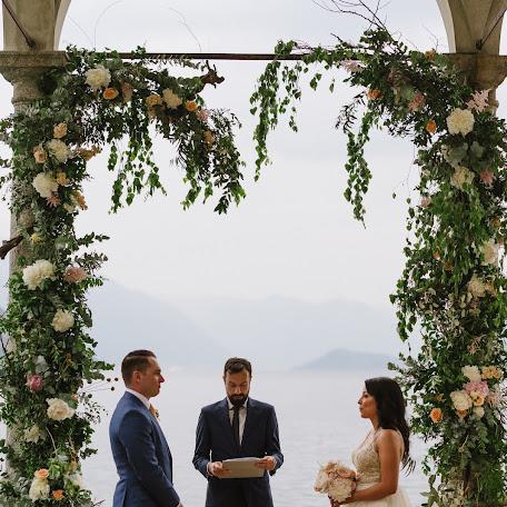 Fotografo di matrimoni Davide Zanoni (davidezanoni). Foto del 24.09.2018