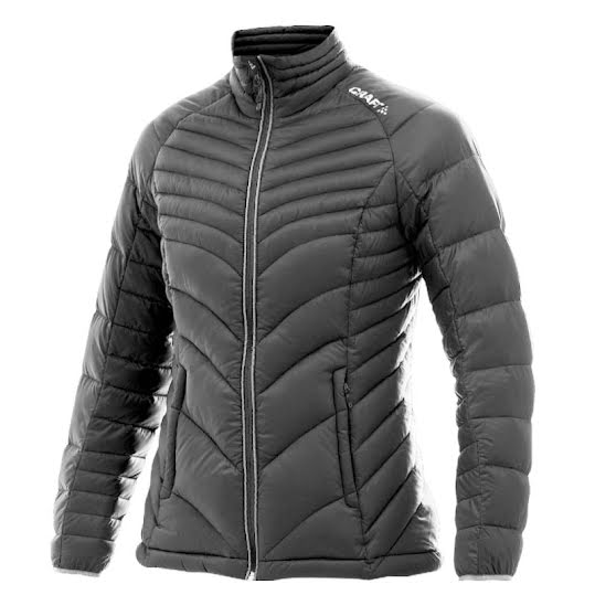 Craft Alpine Light Down Jacket Women Black Stl L
