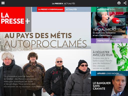 La Presse+ 2.10.1 screenshots 2