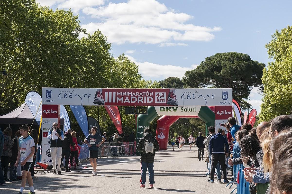Minimaratón Retiro 2019