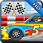 Stock Cars Racing Game