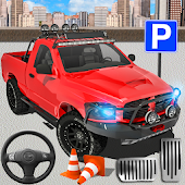 Car Parking Games Offroad Glory icon