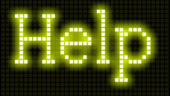 LED Text Display - náhled
