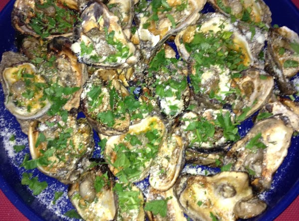 Charbroiled Oysters Recipe