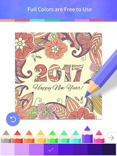 Coloring Book 2017 Screenshot Thumbnail