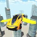 Flying Sports Car Simulator