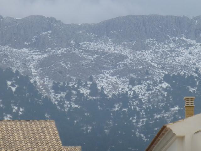 Mojácar , Sierra María y Los Vélez
