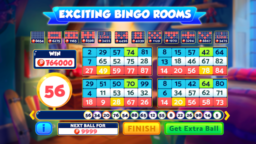 Bingo Bash: Live Bingo Games & Free Slots By GSN screenshots 2