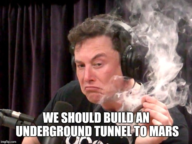 Elon Musk ospite al Joe Rogan Experience, uno dei podcast più lunghi e più visti e ascoltati