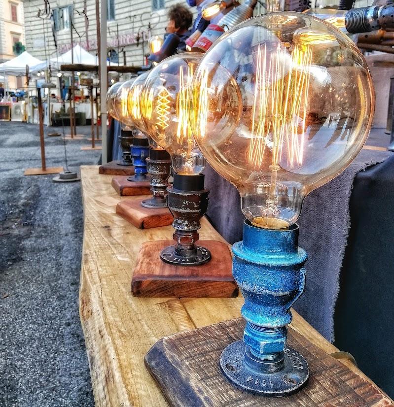 Lampade artistiche di Tiburon64
