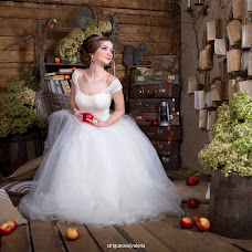 Wedding photographer Valeriya Strigunova (strigunova). Photo of 21.01.2016