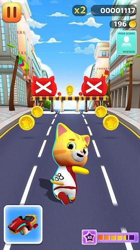 My Kitty Runner - Pet Games screenshots apkshin 6