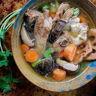 Chinese Chicken Soup Ginger Recipes