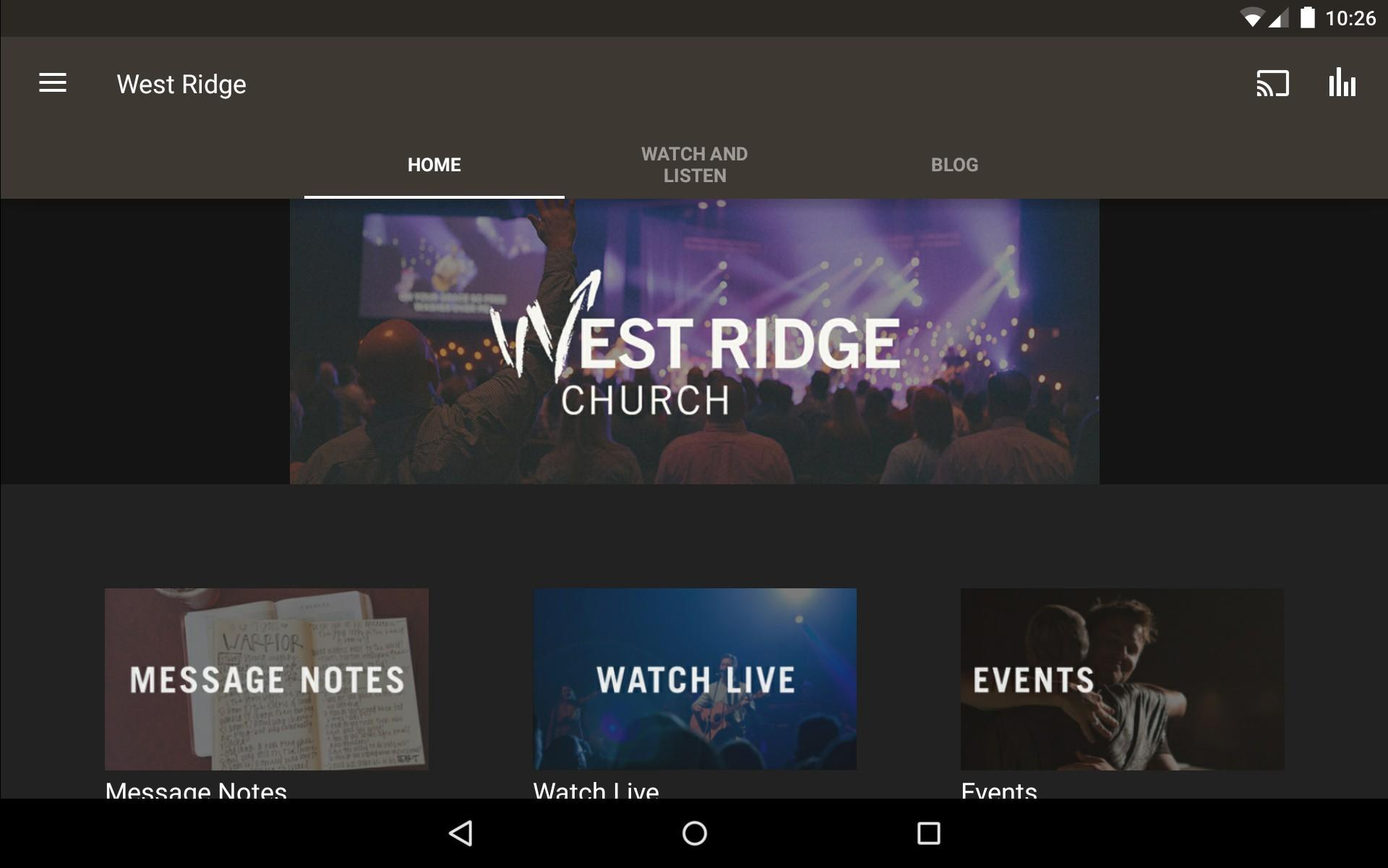 West Ridge Church screenshot #7