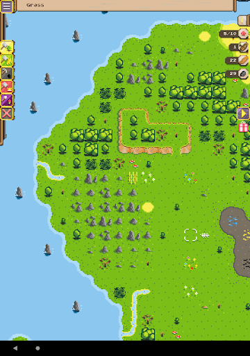The Conquest - Free RTS Strategy Game ud83cudf32ud83cudff0ud83cudf32 android2mod screenshots 8
