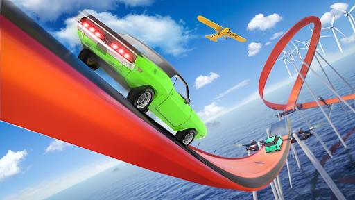 Impossible Tracks Car Stunts Racing: Stunts Games filehippodl screenshot 3