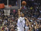 Makkelijke overwinning voor Milwaukee Bucks, Toronto Raptors te sterk voor Philadelphia 76ers