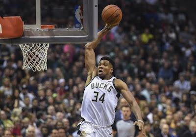 Heel wat basketbal in de NBA deze nacht: Antetokounmpo tegen Irving/Durant/Harden, LeBron James tegen Stephen Curry