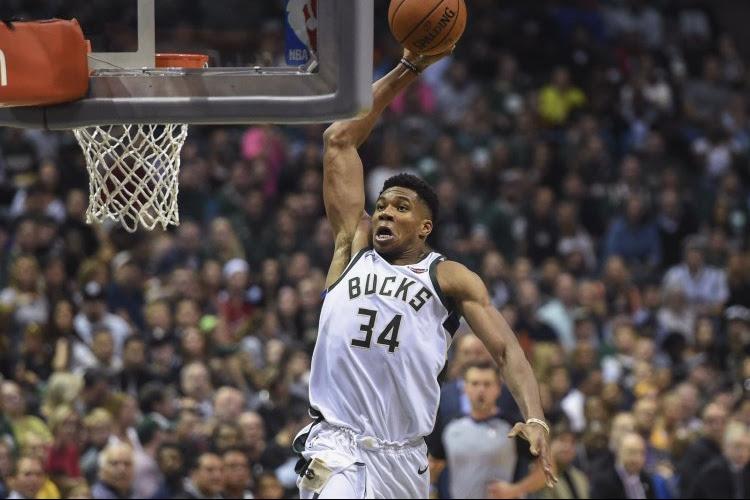 Milwaukee Bucks knopen opnieuw aan met overwinning, Brooklyn Nets halen het van Toronto Raptors