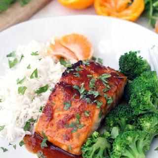 Mandarin Orange Salmon Recipes.